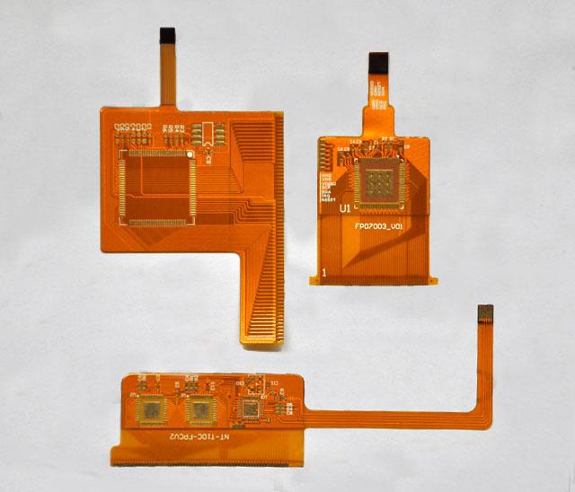 关于柔性电路板上倒装芯片组装