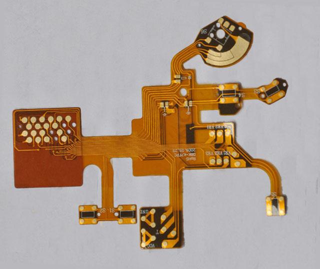 fpc柔性电路板构成流程