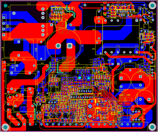 pcb设计|pcb画板抄板原理反抄|恒成和免费热线