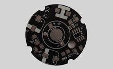 圆型铝基板(1)